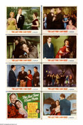 """Movie Posters:Romance, The Last Time I Saw Paris (MGM, 1954). Lobby Card Set of 8 (11"""" X 14""""). Offered here is an original lobby card set for this ... (8 Items)"""