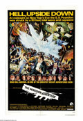 "Movie Posters:Action, The Poseidon Adventure (20th Century Fox, 1972). One Sheet (27"" X41""). A group of passengers on the ocean liner Poseidon fi..."