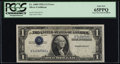 Error Notes:Inverted Third Printings, Fr. 1608 $1 1935A Silver Certificate. PCGS Gem New 65PPQ.. ...