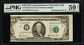 Error Notes:Miscellaneous Errors, Fr. 2169-B $100 1981 Federal Reserve Note. PMG About Uncirculated 50 EPQ.. ...