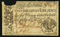 Colonial Notes:South Carolina, South Carolina April 10, 1778 2s 6d Fine.. ...