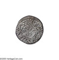1662 2PENCE Oak Tree Twopence AU53 PCGS. Small Date. Noe-30, Crosby 1-A2, R.4. Small 1 and 2 in date. All of the 1662 Tw...