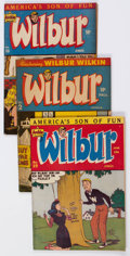 Golden Age (1938-1955):Humor, Wilbur Comics Group of 8 (Archie, 1944-49).... (Total: 8 )
