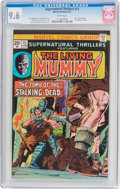 Bronze Age (1970-1979):Horror, Supernatural Thrillers #13 (Marvel, 1975) CGC NM+ 9.6 Whitepages....