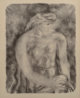 Georges Braque (French, 1882-1963) Untitled (Female nude) (two works) Collotype on wove paper, each 19-1/4 x 15-3/4 i...