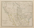 Books:Maps & Atlases, [Map]. Central America II. Including Texas, California and the Northern States of Mexico....