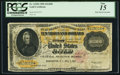 Large Size, Fr. 1225h $10,000 1900 Gold Certificate PCGS Fine 15.. ...