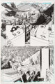 Michael William Kaluta The Unwritten #31.5 Internal Splash Original Art (DC Comics, 2012)