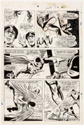 Original Comic Art:Panel Pages, Ross Andru and George Roussos X-Men #36 Page 14 Original Art(Marvel, 1967)....