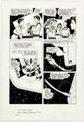 Dan Spiegle Space Family Robinson Lost in Space on Space Station #62 Unpublished Comic Art
