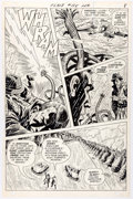 Ross Andru and Mike Esposito The Flash #185 Page 7 Original Art (DC, 1969) Comic Art