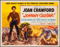 "Movie Posters:Western, Johnny Guitar (Republic, 1954). Half Sheet (22"" X 28"") Style A. Western.. ..."