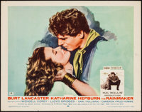 "The Rainmaker (Paramount, 1956). Half Sheet (22"" X 28""). Romance"