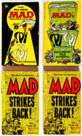 Memorabilia:MAD, Mad Related Books Group of 14 (Various Publishers, 1965-96)Condition: Average FN+.... (Total: 14 Items)