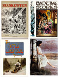 Memorabilia:Books, Art Book Group of 9 (Various Publishers, 1972-94).... (Total: 9Items)
