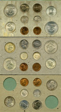 Mint Sets, Uncertified 1948 Double Mint Set. Includes 28 coins, two of each denomination struck at the Philadelphia, Denver, and San Fr... (Total: 28 coins)