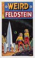 Al Feldstein Weird Feldstein Signed Limited Edition Lithograph Print #25/150 (George Pantela Investment Collectabl