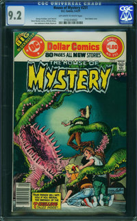 House of Mystery #251 (DC, 1977) CGC NM- 9.2 OFF-WHITE TO WHITE pages