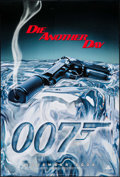 "Movie Posters:James Bond, Die Another Day (MGM, 2002). One Sheets (2) (27"" X 40"") SS Advance & DS Regular. James Bond.. ... (Total: 2 Items)"