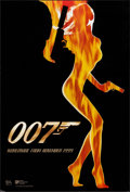 """Movie Posters:James Bond, The World is Not Enough (MGM, 1999). International One Sheet (27"""" X 40"""") DS Advance. James Bond.. ..."""