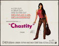 "Movie Posters:Drama, Chastity (American International, 1969). Half Sheet (22"" X 28""). Drama.. ..."