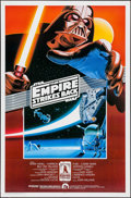 """Movie Posters:Science Fiction, The Empire Strikes Back (20th Century Fox, R-1990). 10th Anniversary One Sheet (27"""" X 41""""). Science Fiction.. ..."""