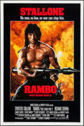 "Movie Posters:Action, Rambo: First Blood Part II (Tri-Star, 1985). One Sheet (27"" X 41""). Action.. ..."