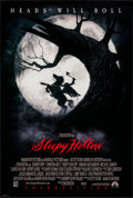 """Movie Posters:Fantasy, Sleepy Hollow (Paramount, 1999). One Sheets (2) (26.75"""" X 39.5"""") SSTeaser & Advance. Fantasy.. ... (Total: 2 Items)"""