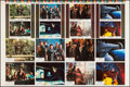 """Movie Posters:Science Fiction, Star Trek III: The Search for Spock (Paramount, 1984). Uncut Printers Proof Lobby Card Sheet (40"""" X 60""""). Science Fiction.. ..."""