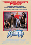 "Movie Posters:Rock and Roll, This is Spinal Tap (Embassy, 1984). One Sheet (27"" X 39.5""). Rock and Roll.. ..."