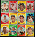 Baseball Cards:Lots, 1959 Topps Baseball Collection (109). ...