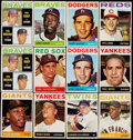 Baseball Cards:Lots, 1964 Topps Baseball Collection (36)....
