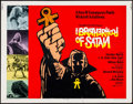 """Movie Posters:Horror, The Brotherhood of Satan & Others Lot (Columbia, 1971). Half Sheets (3) (22"""" X 28""""). Horror.. ... (Total: 3 Items)"""