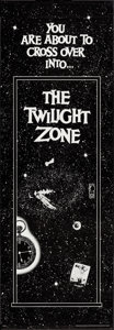 "Movie Posters:Horror, Twilight Zone & Other Lot (CBS, 1989). Posters (2) (25"" X 73"", 24"" X 36""). Horror.. ... (Total: 2 Items)"