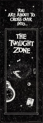 "Twilight Zone & Other Lot (CBS, 1989). Posters (2) (25"" X 73"", 24"" X 36""). Horror. ... (Tota..."