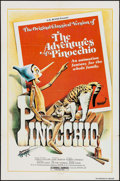 """Movie Posters:Animation, Pinocchio & Others Lot (G.G. Communications, 1978). One Sheets(3) (27"""" X 39.5"""" & 27"""" X 41""""). Animation.. ... (Total: 3 Items)"""