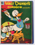 Golden Age (1938-1955):Cartoon Character, Walt Disney's Comics and Stories #196-219 Bound Volumes (Dell,1957-58).... (Total: 2 Items)