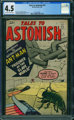 Tales to Astonish #41 (Marvel, 1963) CGC VG+ 4.5 OFF-WHITE TO WHITE pages