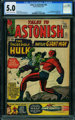 Tales to Astonish #59 (Marvel, 1964) CGC VG/FN 5.0 CREAM TO OFF-WHITE pages