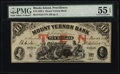 Obsoletes By State:Rhode Island, Providence, RI- Mount Vernon Bank $10 Nov. 22, 1858. ...
