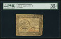 Colonial Notes:Continental Congress Issues, Continental Currency April 11, 1778 $5 PMG Choice Very Fine 35Net.. ...