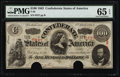 Confederate Notes:1863 Issues, T56 $100 1863 PF-2 Cr. 404 .. ...