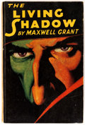 Books:General, Maxwell Grant The Living Shadow (Street & Smith Ideal Library, 1931) Condition: FN+....