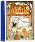 Platinum Age (1897-1937):Miscellaneous, Little Orphan Annie #3 (Cupples & Leon, 1928) Condition: VG....