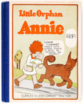 Platinum Age (1897-1937):Miscellaneous, Little Orphan Annie #1 (Cupples & Leon, 1926) Condition: FN....