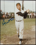 Baseball Collectibles:Photos, Willie Mays Signed Photograph. . ...