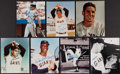 Baseball Collectibles:Photos, New York/San Francisco Giants Greats Signed Photograph Collection(7) - Includes Wilhelm, Marichal, Clark, & More. . ...