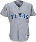 Baseball Collectibles:Uniforms, 1993 Jose Canseco Game Worn Texas Rangers Jersey with Photo Matches. . ...