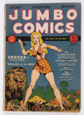 Golden Age (1938-1955):Adventure, Jumbo Comics #20 (Fiction House, 1940) Condition: VG/FN....