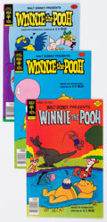 Bronze Age (1970-1979):Cartoon Character, Winnie the Pooh Group of 13 (Gold Key/Whitman, 1977-84) Condition:Average FN.... (Total: 13 Comic Books)